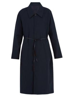 Coat £600 acnestudios.com