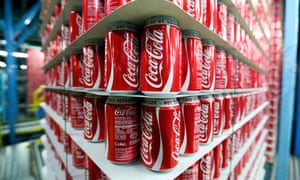 Coca-Cola has led the industry fightback against the proposed sugar tax.