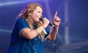 Verbal echoes and half-rhymes … Kate Tempest