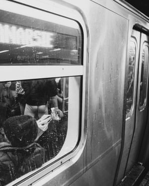 From the series New York Chronicles – Subway