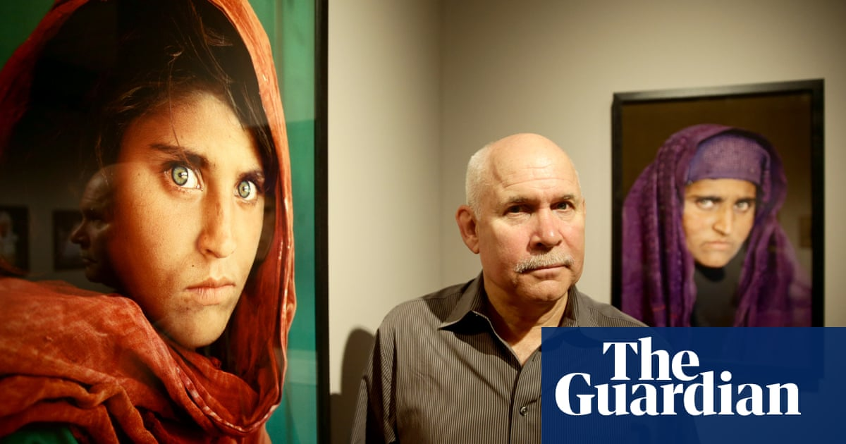 'It's heartbreaking': Steve McCurry on Afghan Girl, a portrait of past and present