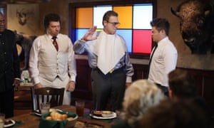 Be sure your sins will find you out: The Righteous Gemstones.