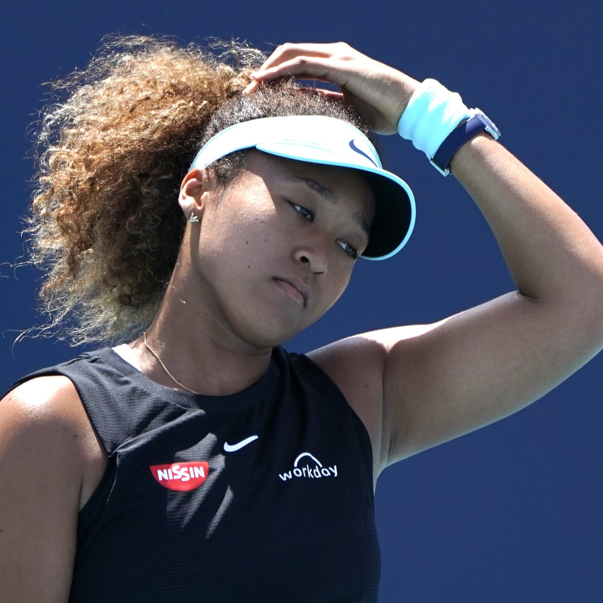 Courageous': Japanese athletes and sponsors voice support for Naomi Osaka | Naomi  Osaka | The Guardian