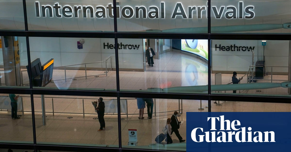 UK competition watchdog to look into pricing of Covid tests for travel