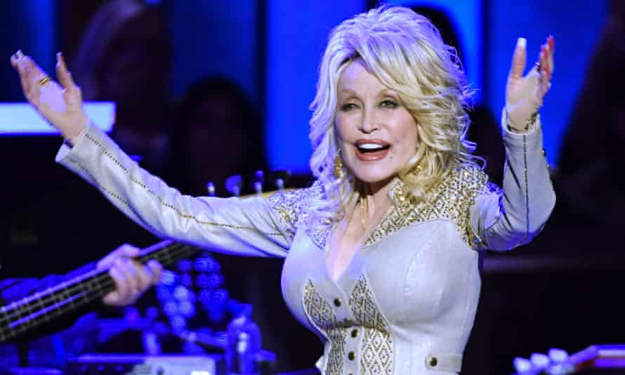 Why is having a millennial moment   Dolly Parton   The Guardian