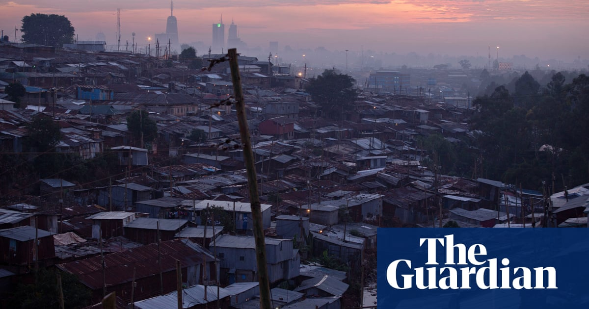 Turning the tables: global poverty conference to be held in a slum - The Guardian
