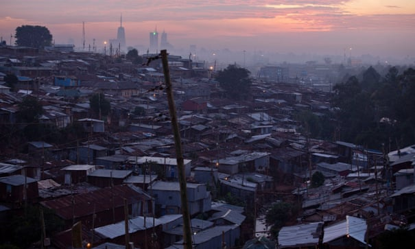Turning the tables: global poverty conference to be held in a slum