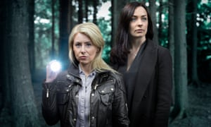 Bronagh Walsh and Alys Harte in Unsolved.