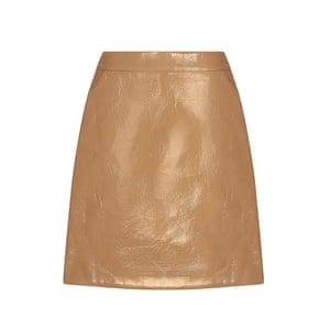 Shined leather, £32, warehouse.co.uk