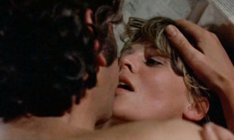 From the outrageous to the intimate: Peter Bradshaw's top five sex scenes