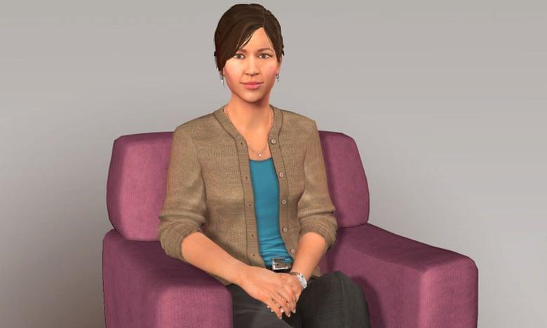 الطبيبة الحاسوبية النفسية ايلي