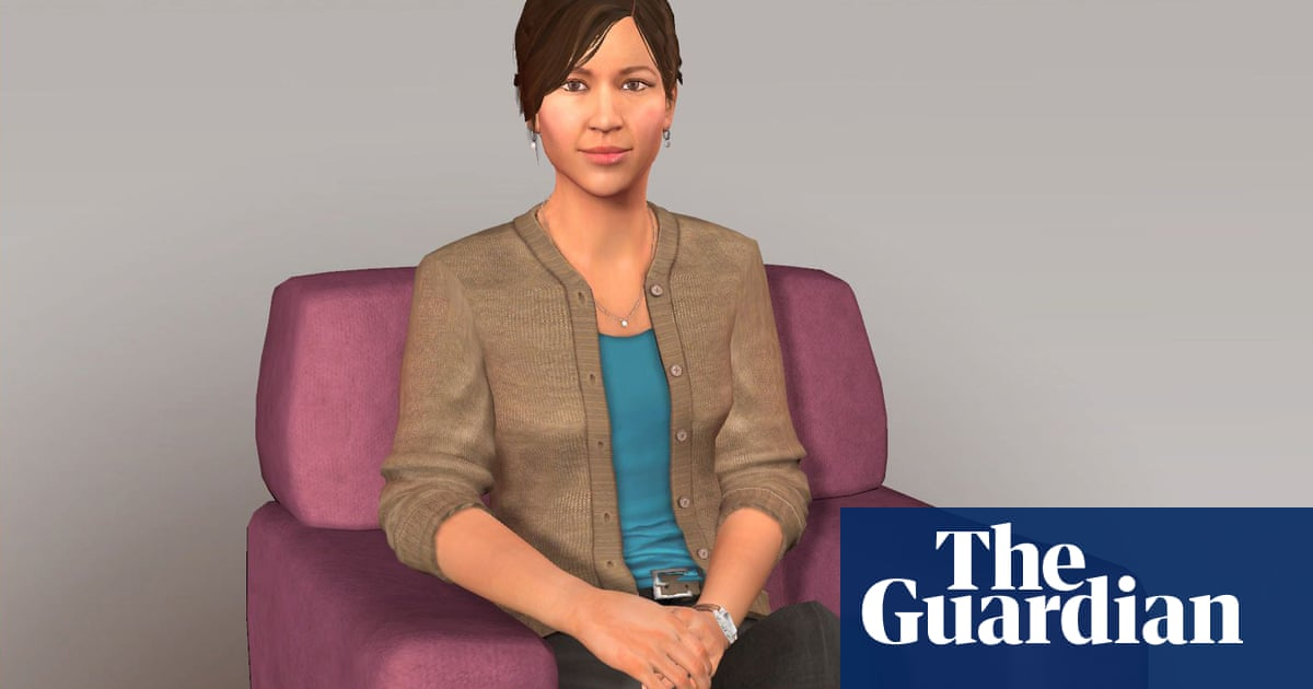 Virtual Therapy Expanding Mental Health >> Meet Ellie The Machine That Can Detect Depression Guardian