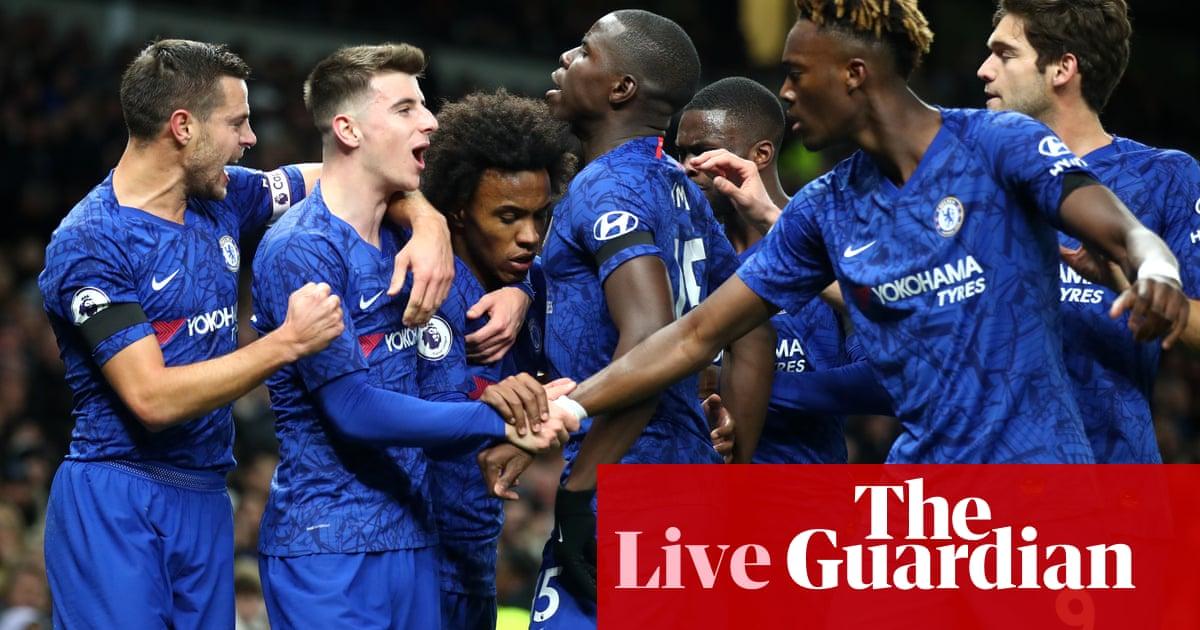 Tottenham Hotspur v Chelsea: Premier League – live!