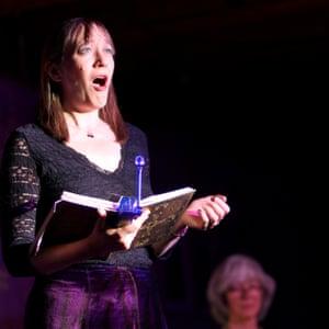 soprano Clare Norburn.