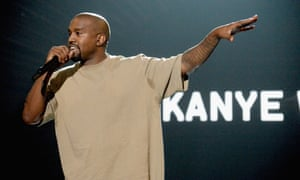 2015 MTV Video Music Awards - Roaming Show<br>LOS ANGELES, CA - AUGUST 30: Recording artist Kanye West speaks onstage during the 2015 MTV Video Music Awards at Microsoft Theater on August 30, 2015 in Los Angeles, California. (Photo by Jeff Kravitz/MTV1415/FilmMagic)