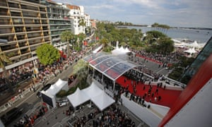 The Cannes 70th Cannes film festival in full swing last week.