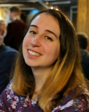 Naomi Solomon is a Bristol University quantum engineering student.