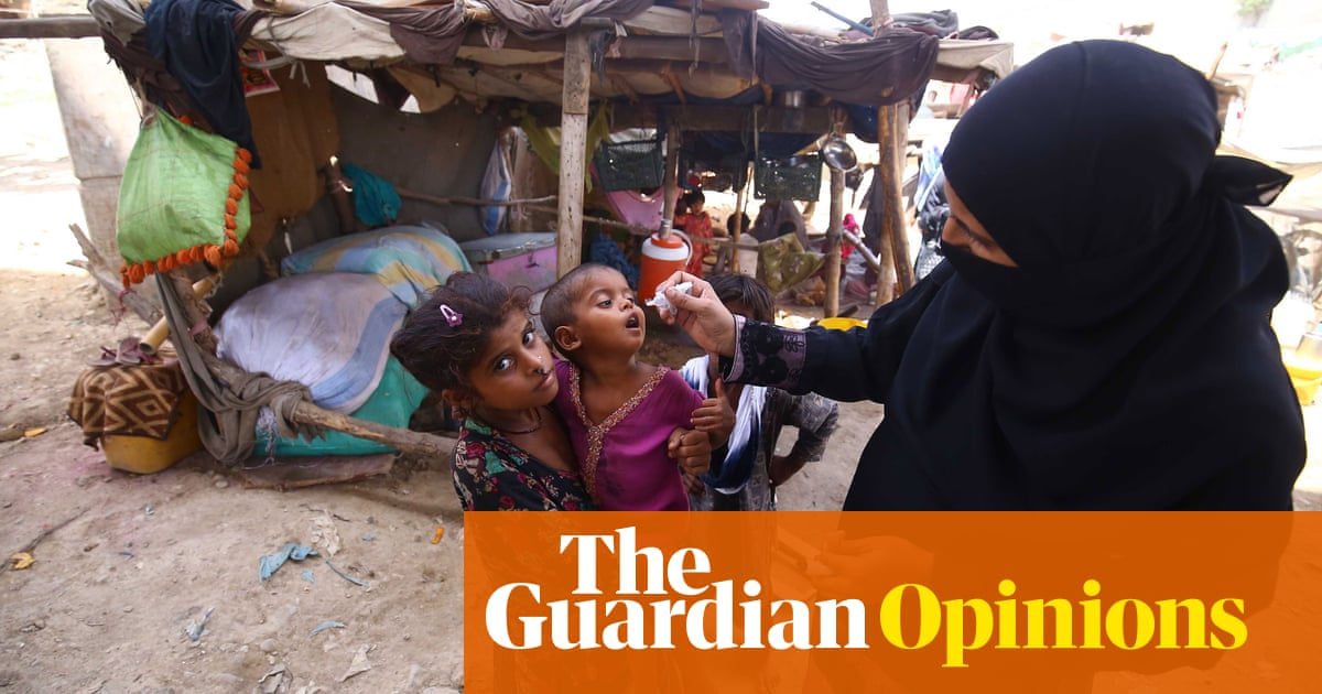 Eradicating polio is finally within reach. Why is the UK taking its foot off the pedal?