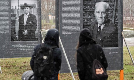 Holocaust Remembrance Day – in pictures