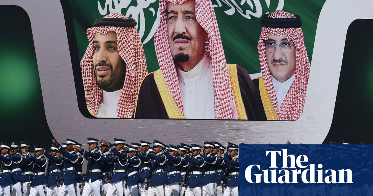 US to deploy troops to Saudi Arabia in face of 'credible' regional