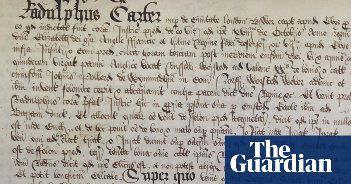From witchcraft to cheese theft: archive sheds light on 200 years of crime