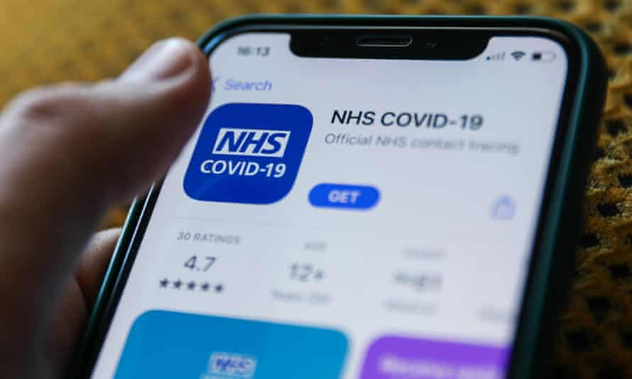 The NHS Covid-19 app