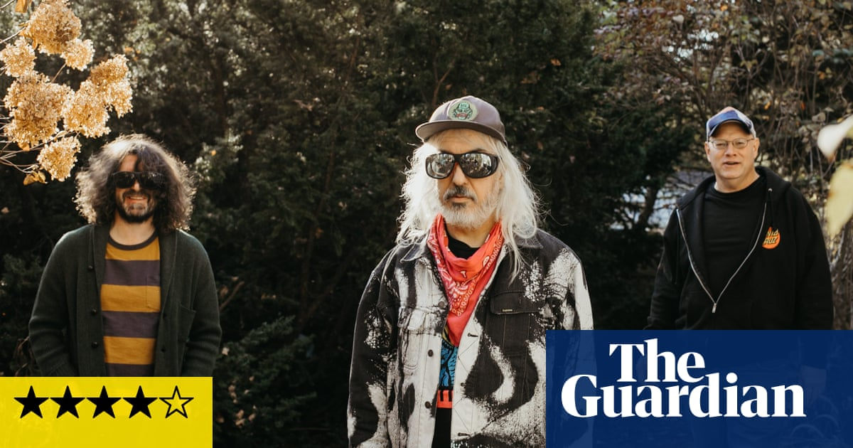 Dinosaur Jr: Sweep It Into Space review – still doing what they do best