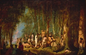 Plantation Burial by John Antrobus