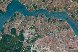The Istanbul Strait
