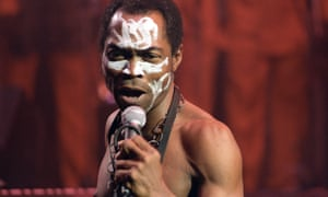 Fela Kuti | Music | The Guardian