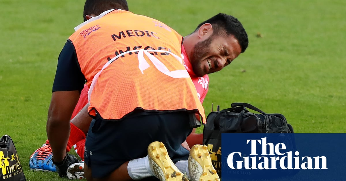 Sale march on but Tuilagi and Lawes give England injury headache