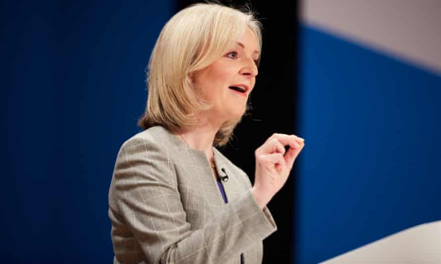 Secretary of state for justice Liz Truss branded the practice of allowing former partners to cross-examine domestic violence victims 'humiliating and appalling'.