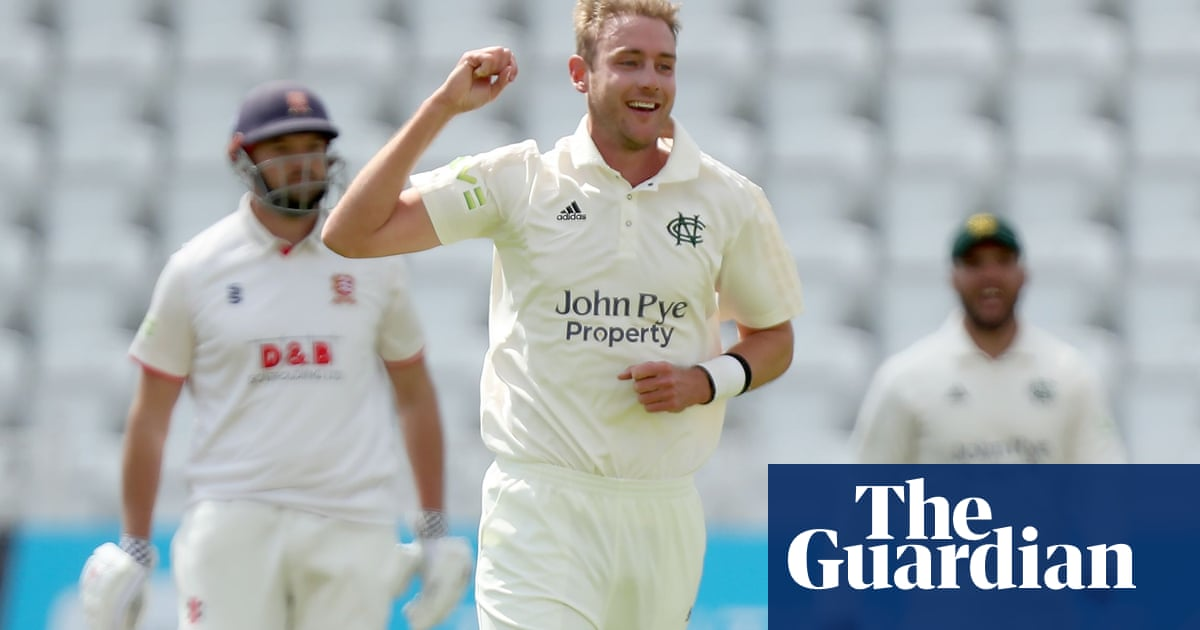 Stuart Broad feels former England selector Ed Smith 'didn't rate me'