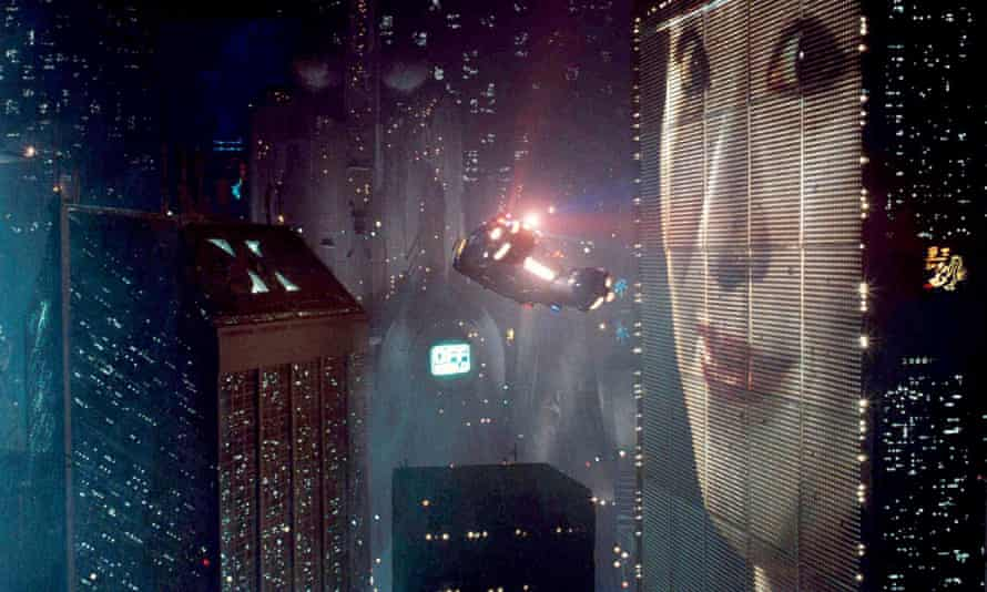 Blade Runner: just one of the films inspired by Philip K Dick's work