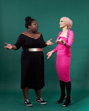 There's no such thing as an overshare': meet the hosts of