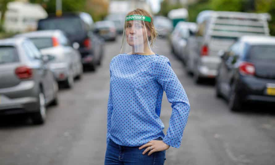 Alternative: the visor