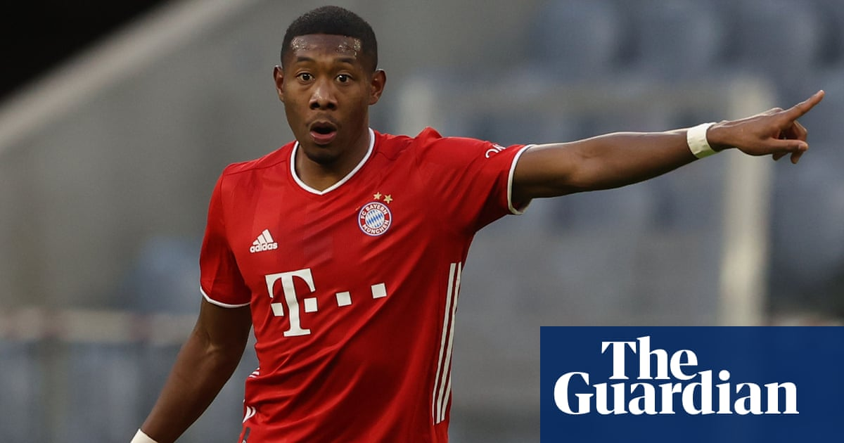 David Alaba agrees to join Real Madrid on four-year contract this summer - the guardian