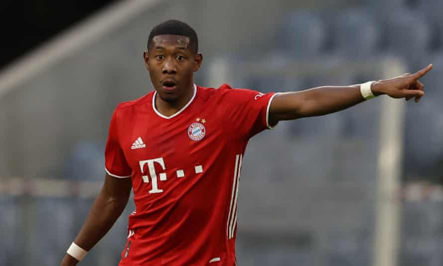 David Alaba is set to join Real Madrid on a free transfer from Bayern Munich this summer.