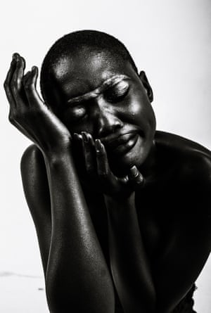 From the project titled Black Consciousness, Pamela Tulizo's inquiry into ideas about African women and beauty and how this leads to a deeper exploration into their sense of self-esteem and self-confidence in a post-colonial context.