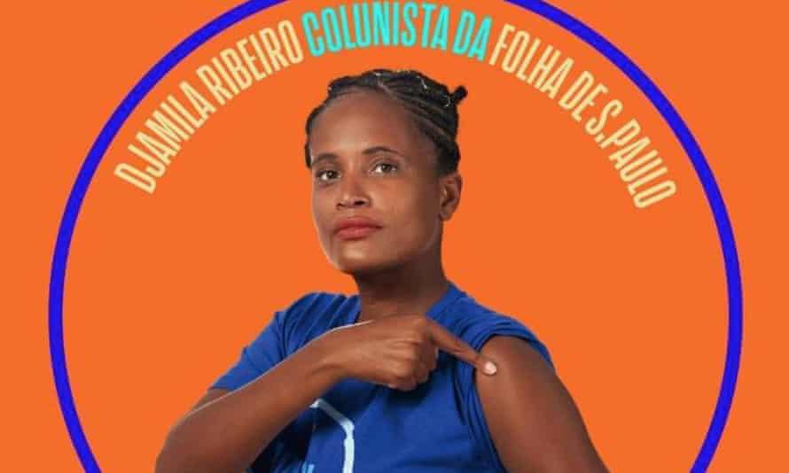 A Brazilian poster