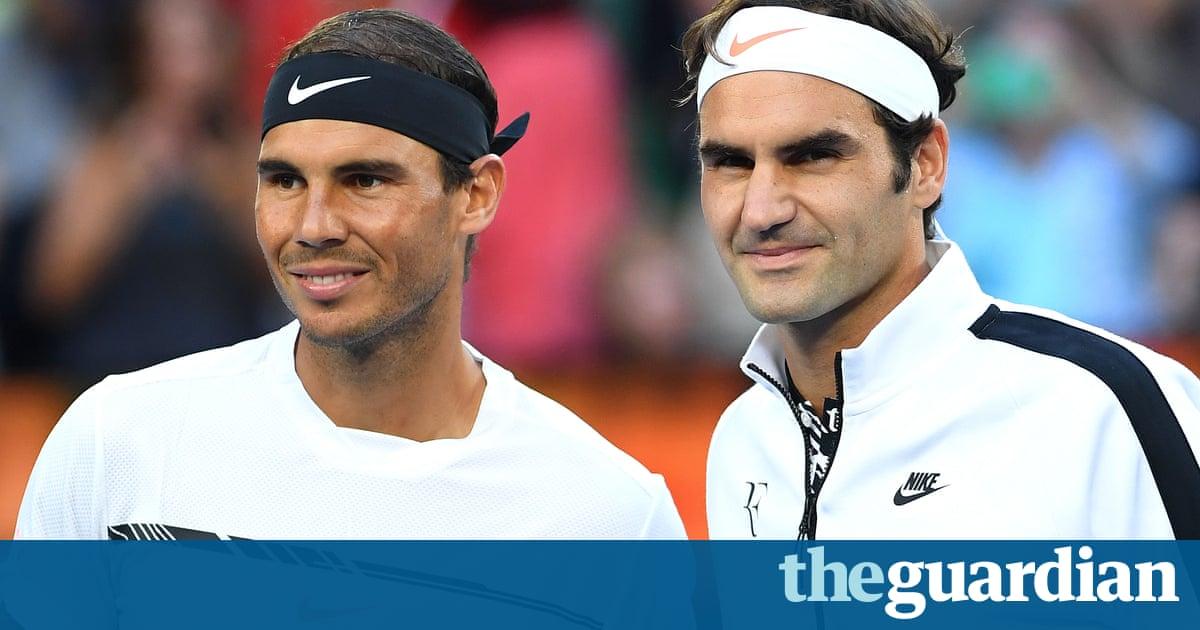 Roger Federer v Rafael Nadal: Australian Open men's final live!