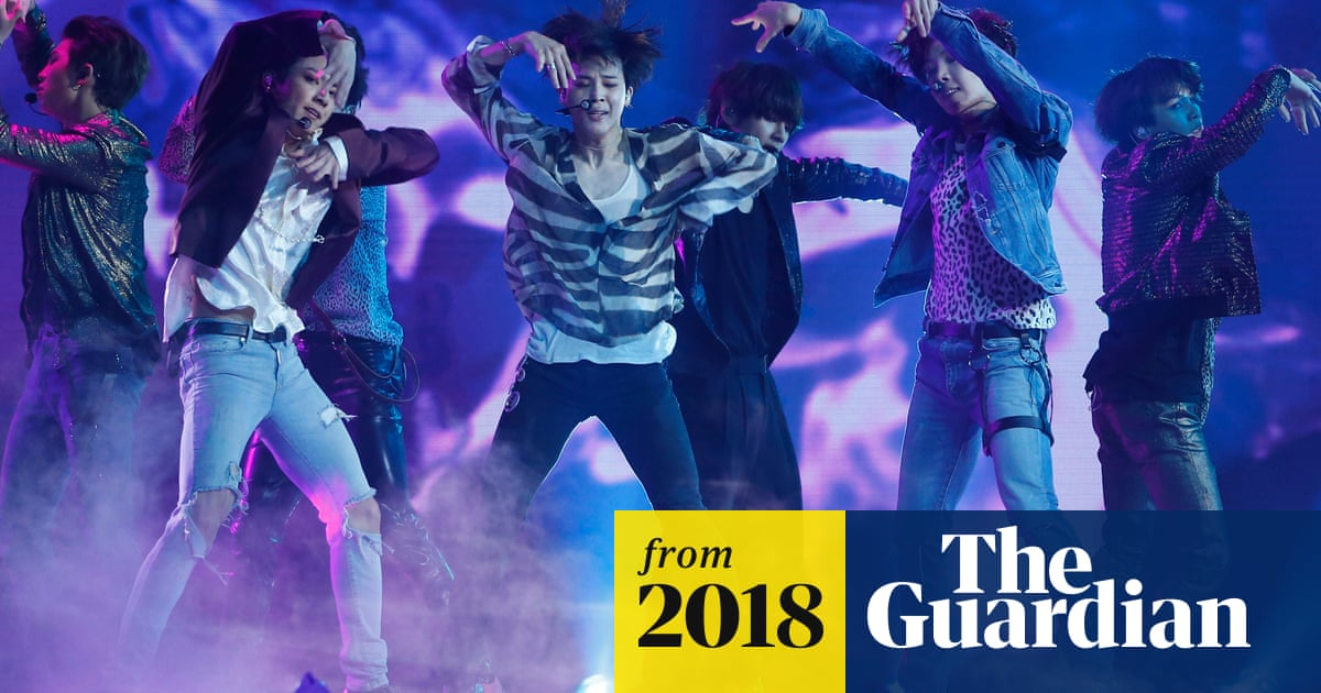 Korea's other summit: K-pop album tops US charts for first
