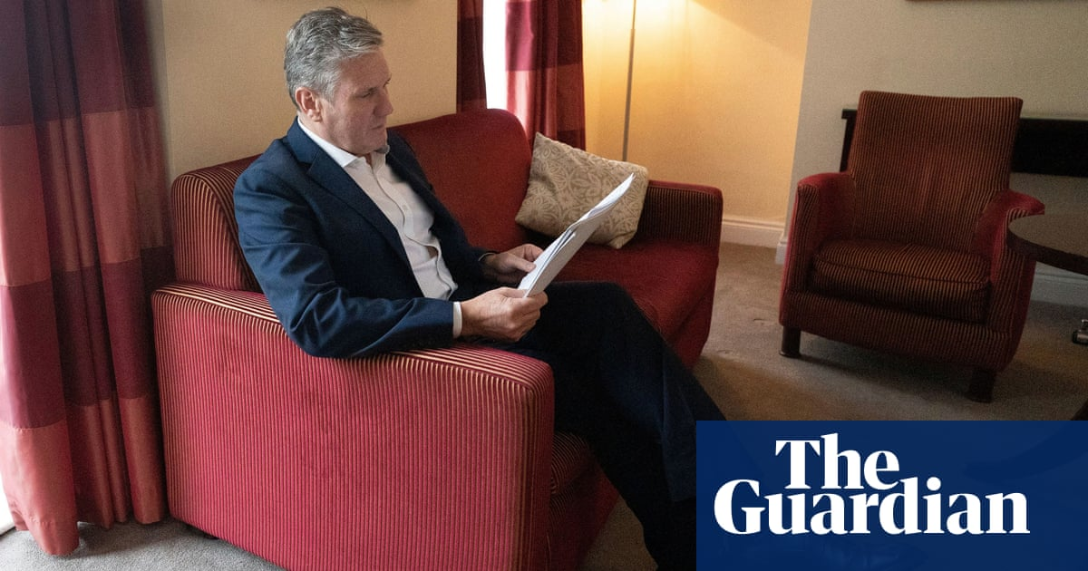 Starmer's speech to show focus is on winning, rather than unity