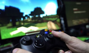 Perhaps a new or second-hand XBox One is a good choice.