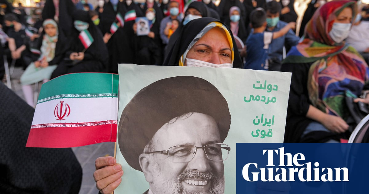 Iran nuclear deal talks resume after Raisi's election as president
