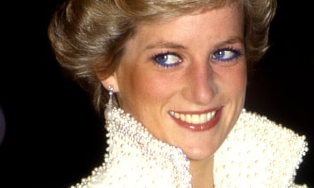 Princess Diana in 1989.