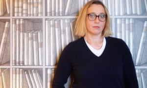 Virginie Despentes … 'I didn't understand De Beauvoir when I was young. But I loved it.'