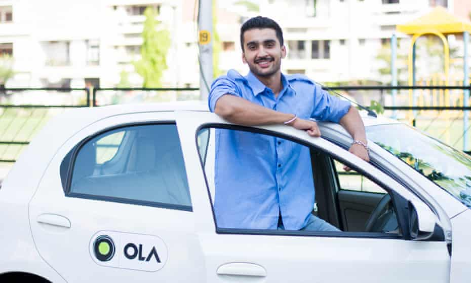 Ola has licences to operate in south Wales and Manchester and plans national rollout this year.
