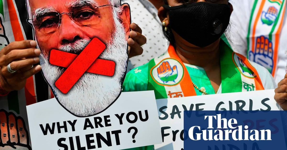 Student's rape and murder puts India's sexual violence under spotlight again