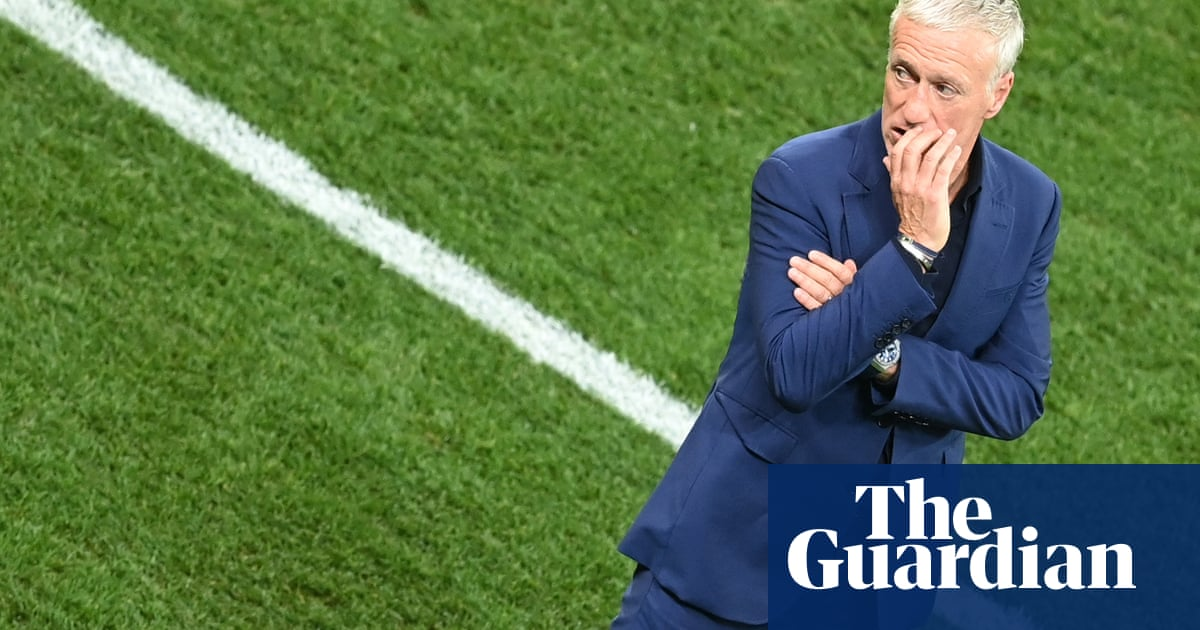 France had every chance to win Euro 2020 but Didier Deschamps blew it